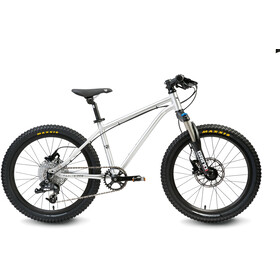 "Early Rider Hellion Trail MTB Hardtail 20"" Kids brushed aluminum"